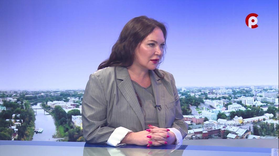 Начальник департамента образования Вологодской области Елена Рябова рассказала о приемной кампании в техникумы и колледжи Вологодчины