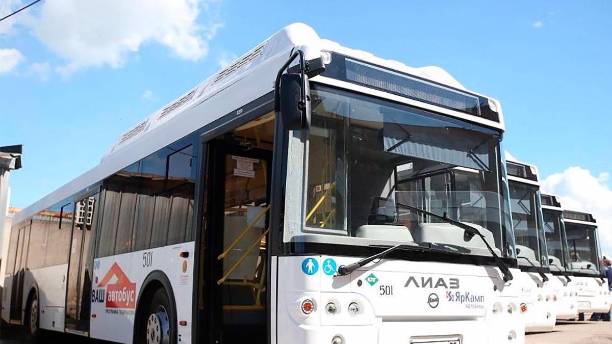 """Автобус 6-го маршрута в Череповце будет доезжать до """"Стальэмали"""""""