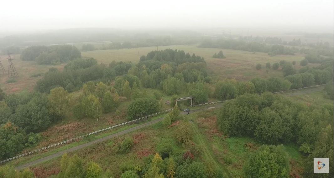 Жидихово располагалось на 17 километре старой дороги Череповец — Устюжна