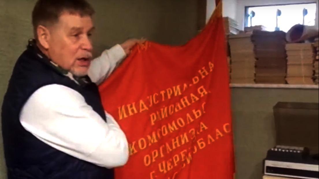Известный бизнесмен откроет в Череповце Музей СССР