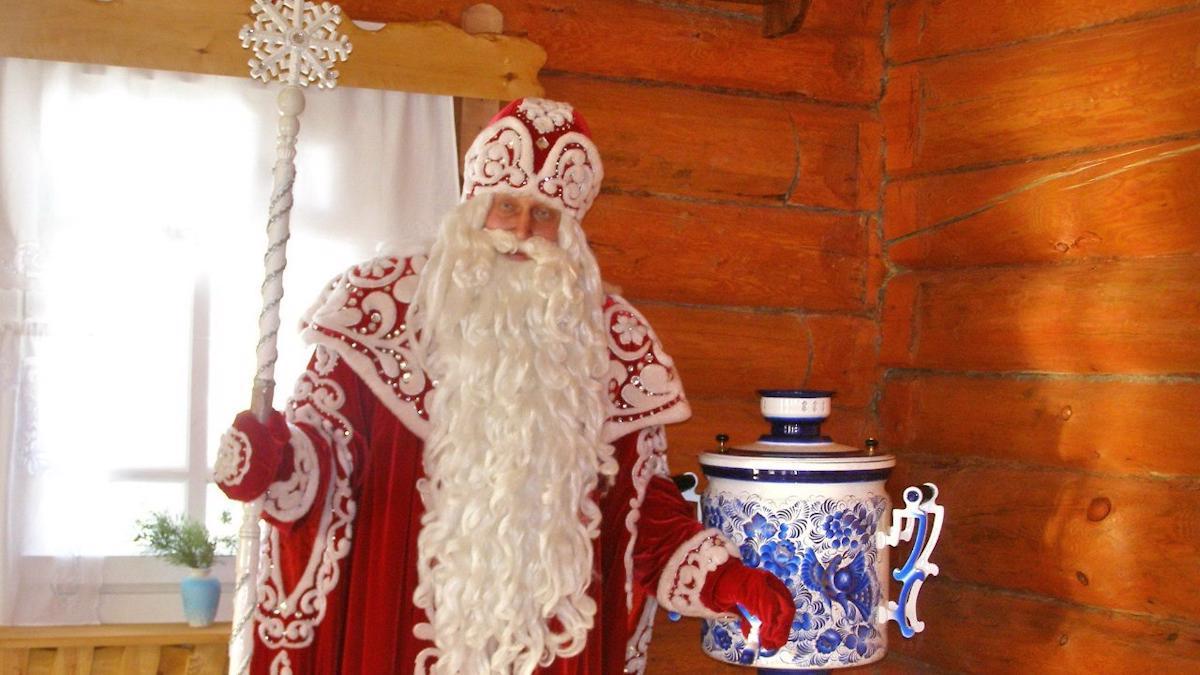 Поезда выходного дня запустят на родину Деда Мороза в Великий Устюг