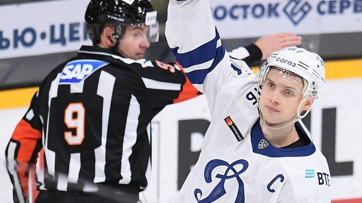 Череповецкий хоккеист стал лучшим ассистентом в истории КХЛ