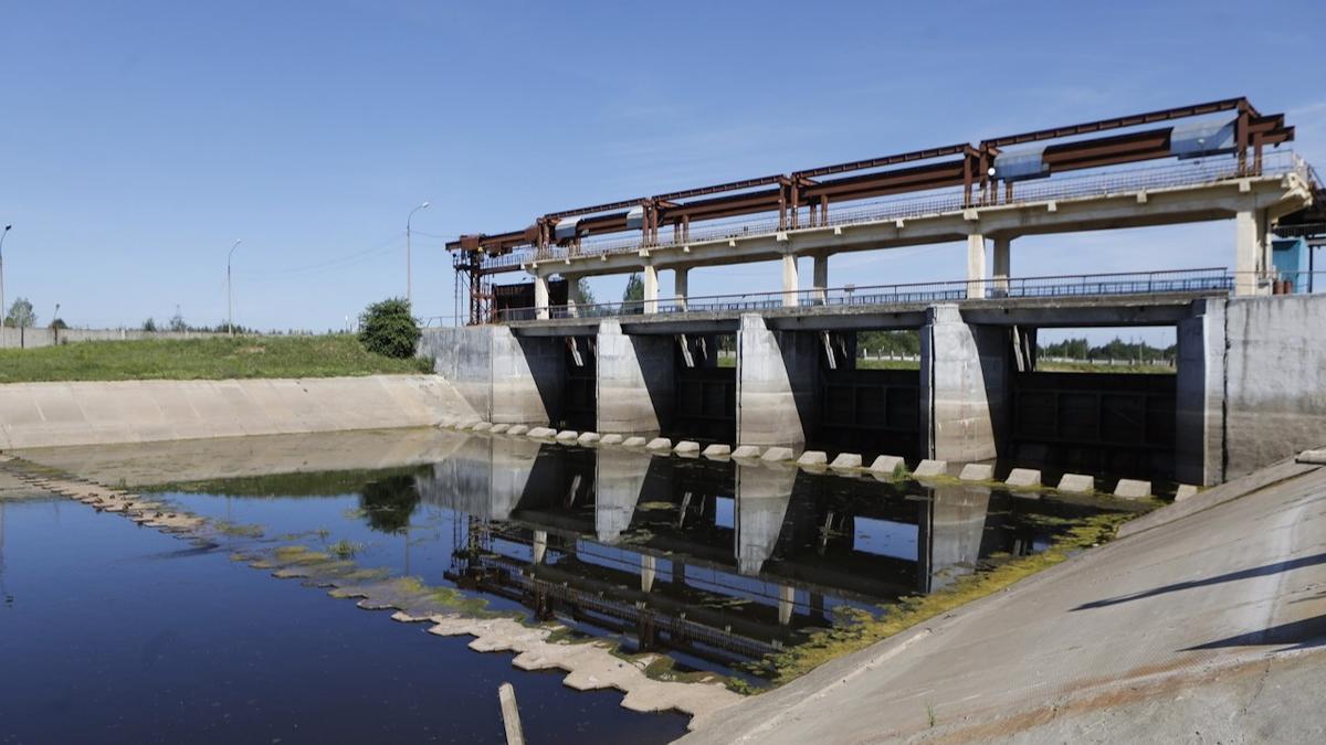 Заявку о выделении средств на капитальный ремонт тракта водоподачи из Кубенского водохранилища одобрили на федеральном уровне