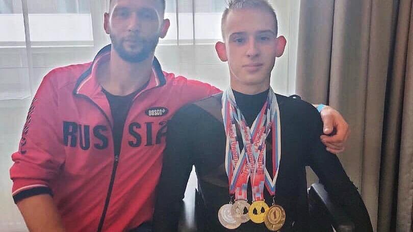 Череповчане завоевали медали чемпионата России по спортивным танцам на колясках