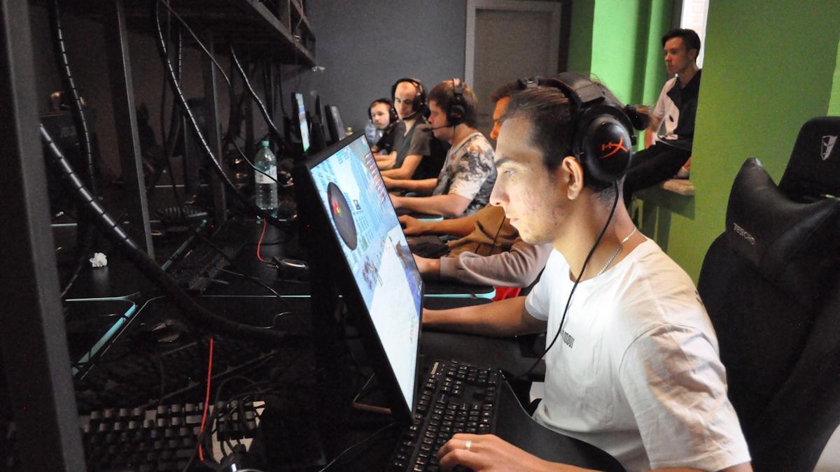 Турнир по Counter-Strike прошел  в Вологде