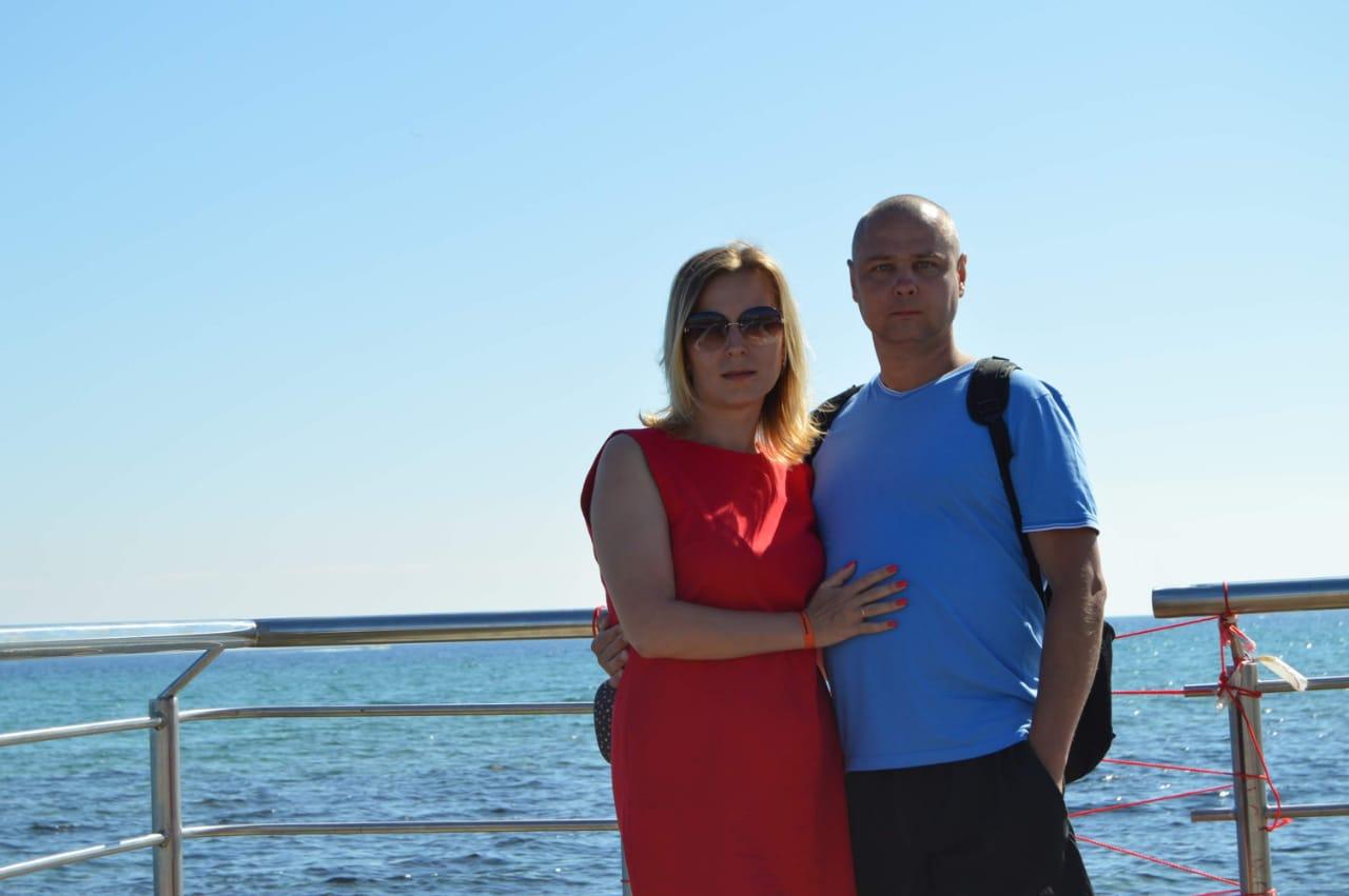 Анна и Алексей Фокины поженились в 2010 году. У пары подрастает дочь София.