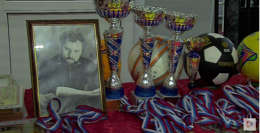 Анатолий Жабо посвятил много лет развитию футбола и вообще спорта в Череповце
