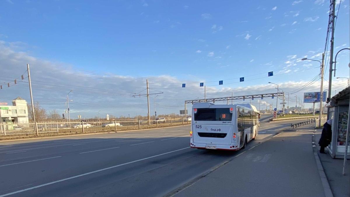 Полторы тысячи рублей за поездку в автобусе заплатит череповчанин