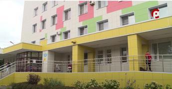 Прививочные кабинеты в Вологодской детской городской поликлинике открыты с самого утра