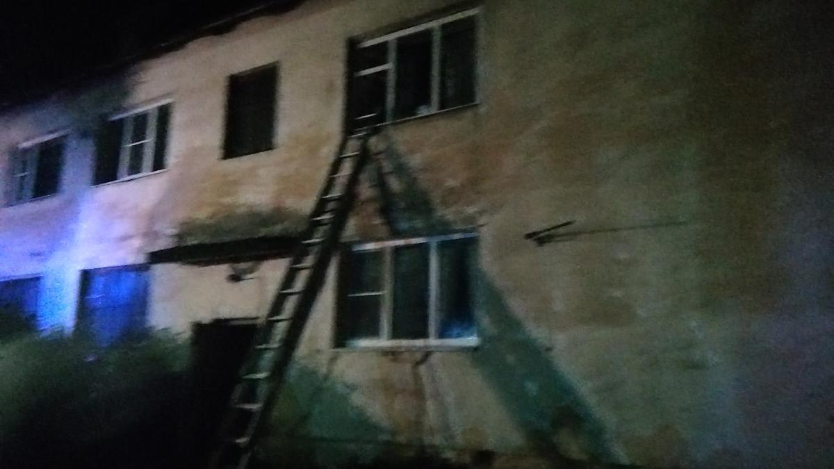 Два человека погибли при пожаре в Соколе
