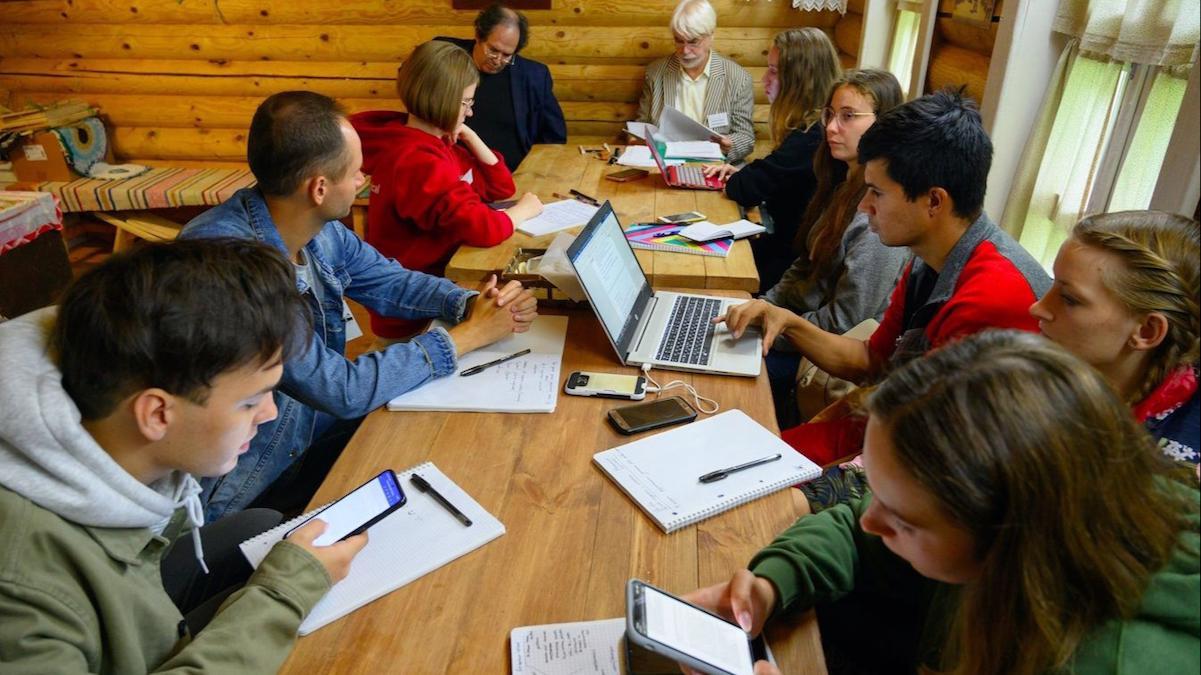30 молодых писателей из разных регионов страны собрались в Вологде