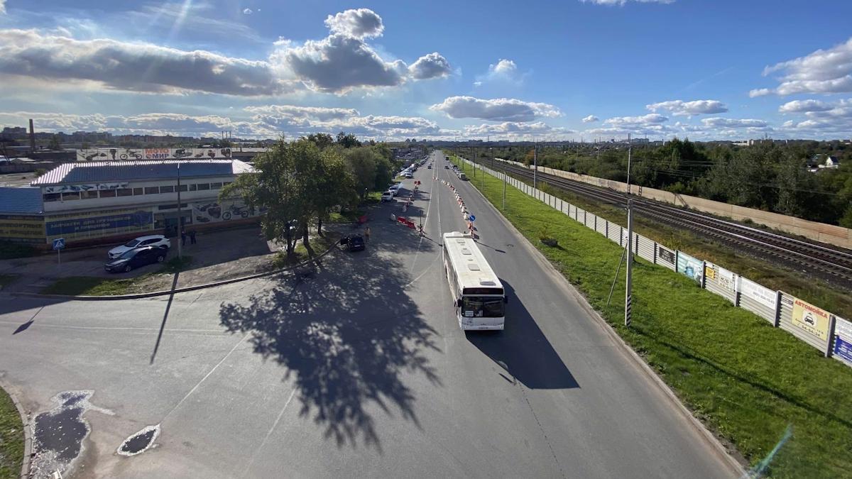 Еще одна станция для заправки транспорта газомоторным топливом появится в Череповце