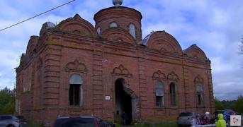Этот храм — то, что осталось от Парфеновского женского монастыря