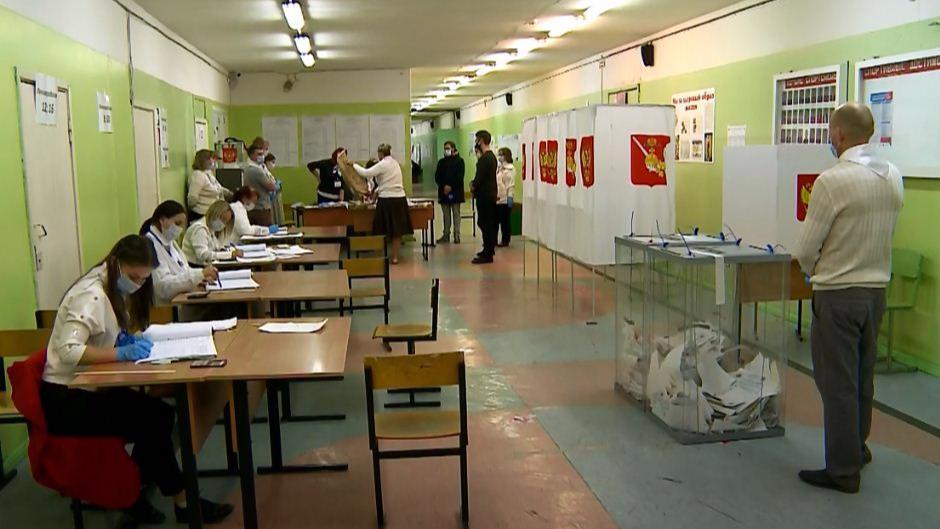 По избирательной явке Череповец занял последнее место среди всех районов области
