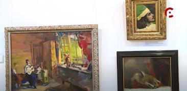 Выставка, посвящённая творческому объединению и Савве Мамонтову, открылась в Шаламовском доме