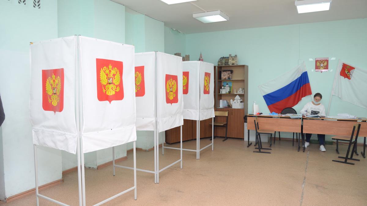 Закончились три дня выборов