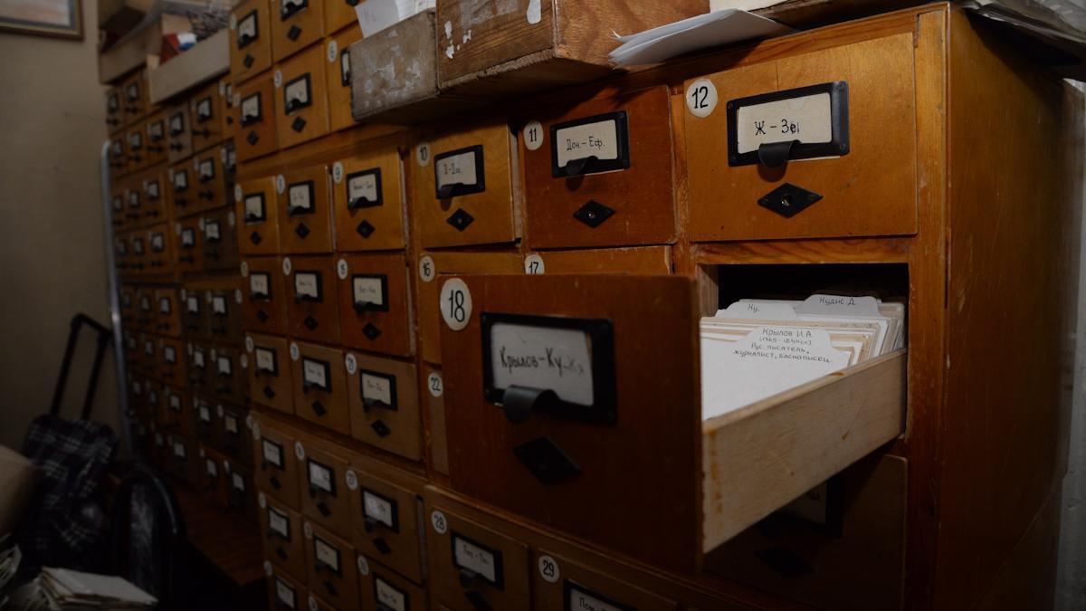 Как преображаются череповецкие библиотеки
