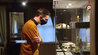 Будущий лингвист-переводчик уже потратил часть «пушкинских» рублей в музее «Мир забытых вещей»