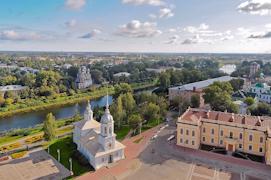 Сейчас в области 26 муниципальных районов и два городских округа — Вологда и Череповец
