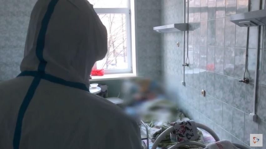 В ноябре число пациентов в моногоспитале на Ломоносова приблизилось к критической отметке