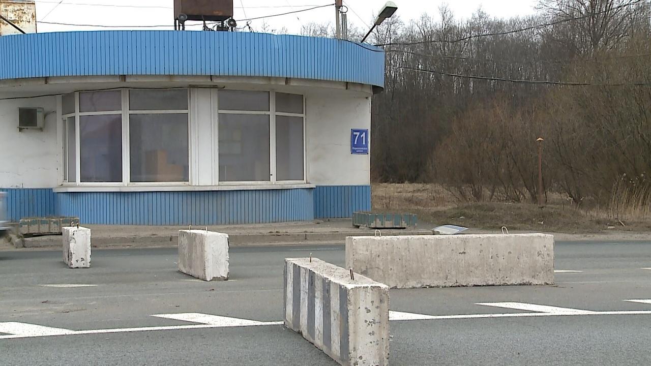 Контрольно-пропускные пункты на границах Череповца