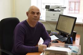 Юрисконсульт поликлиники № 1 Валерий Ульянов перенес ковид в июне этого года