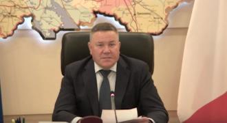 О напряженной эпидемиологической обстановке на оперативном совещании рассказал Олег Кувшинников