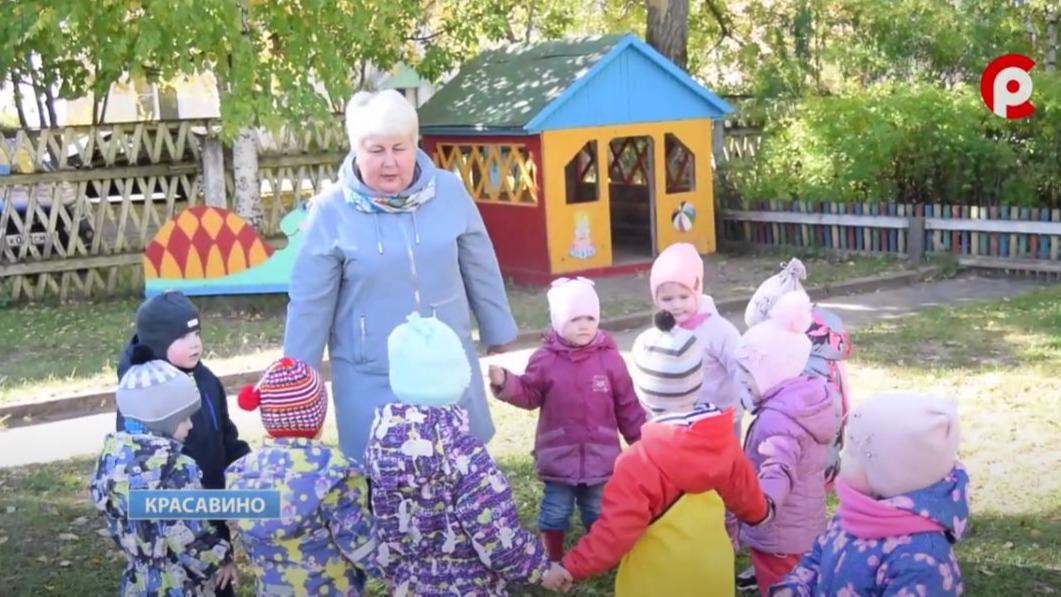 Работники детских садов принимали сегодня слова благодарности и пожелания