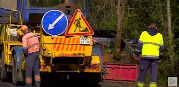В этом году дороги ремонтируют по новым стандартам