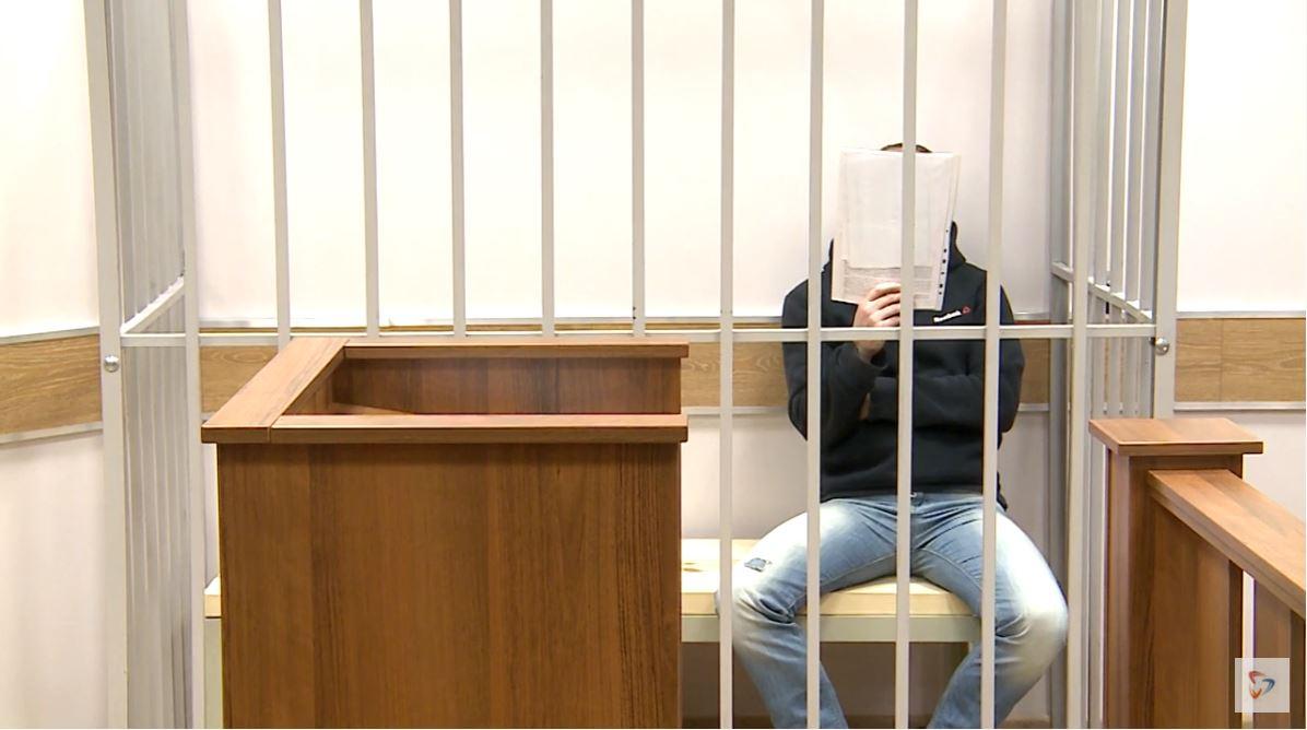 Преступление было совершено в декабре прошлого года на улице Мира