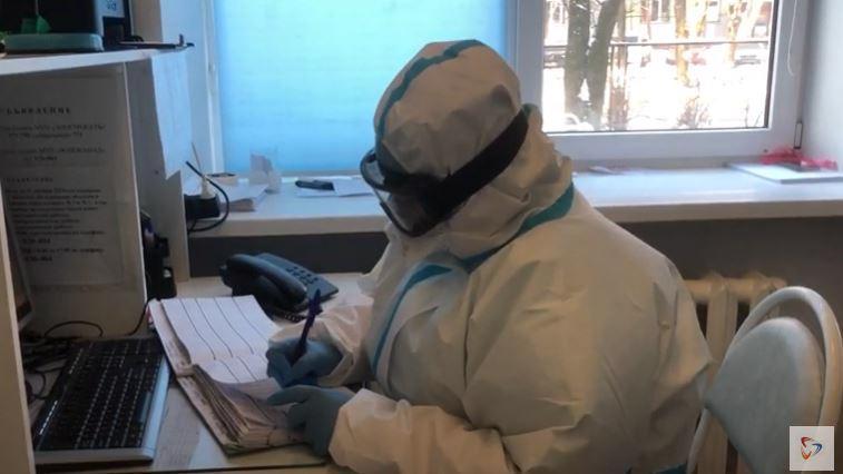 Третий моногоспиталь начал работу в Череповце