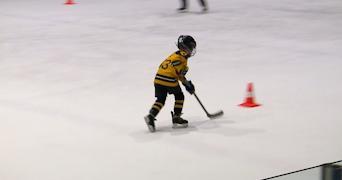 Приём в хоккейные группы в этом году пройдёт в три волны