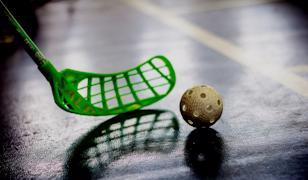 Флорбол — игра, напоминающая хоккей