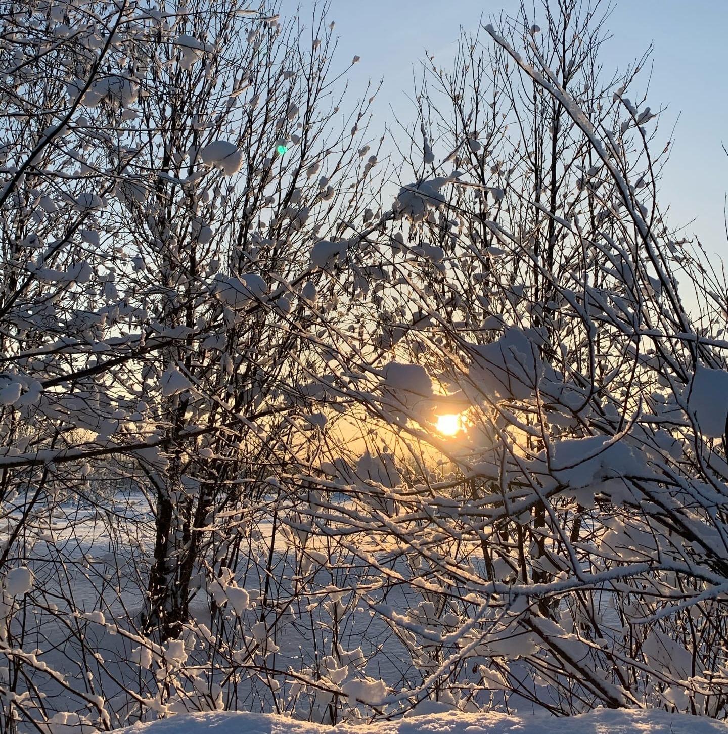 Сугробы в предстоящий холодный период будут выше нормы