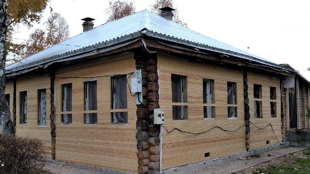 Ярославский подрядчик срывает сроки капремонта музея Орлова в Белозерске
