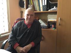 Александр Крицкий, научный сотрудник Историко-краеведческого музея Череповца.
