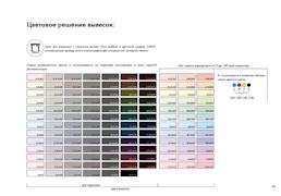 Проектировщики описали, как нужно выбирать цветовое решение