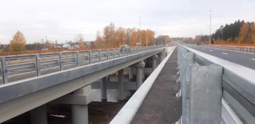 Капитальный ремонт автодороги вели с 2019 года