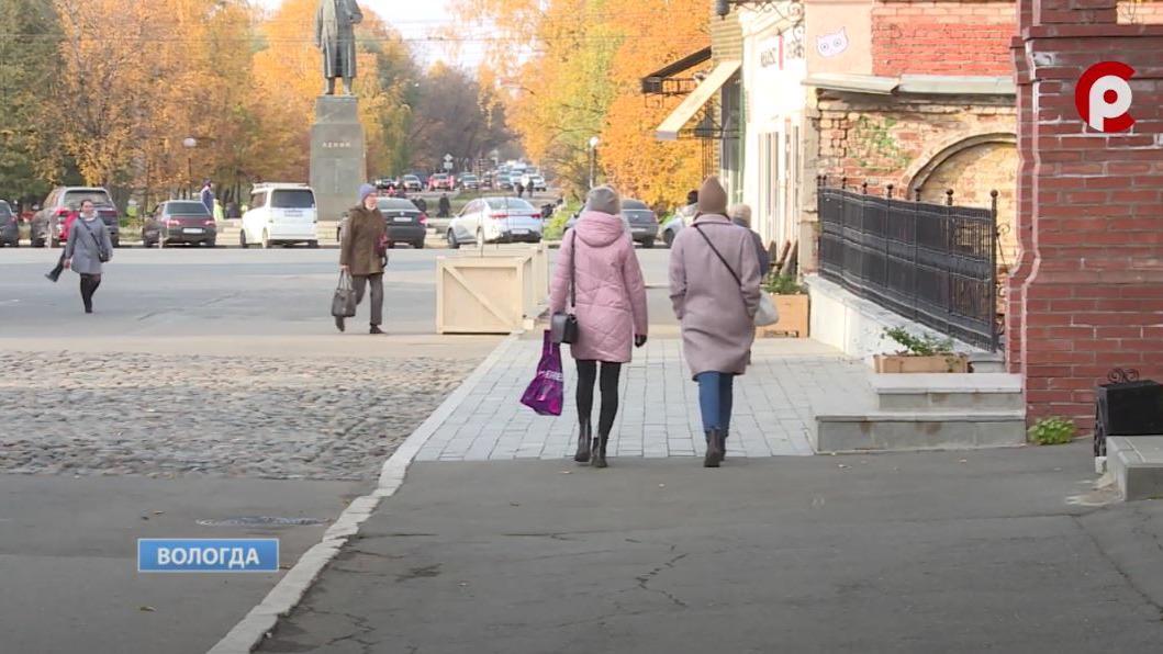 Снять ограничения на Вологодчине планируют к 25 декабря