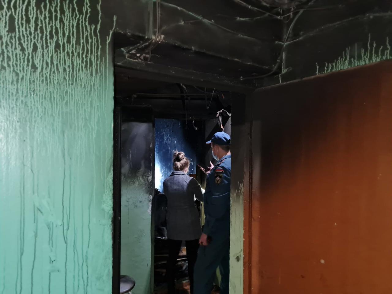 Трагедия в областном центре