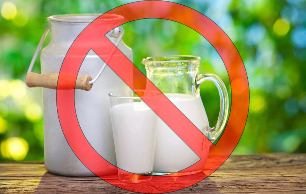 Во многих магазинах в эти выходные молоко и молочная продукция от местных производителей попросту исчезли