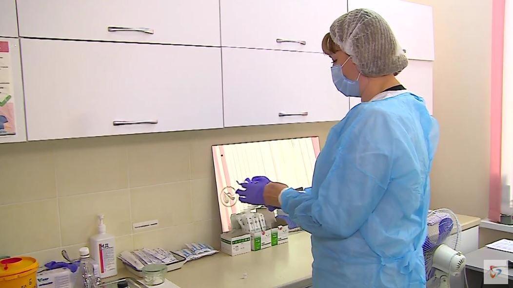 Число желающих сделать прививку от коронавируса увеличилось  в три раза в Череповце