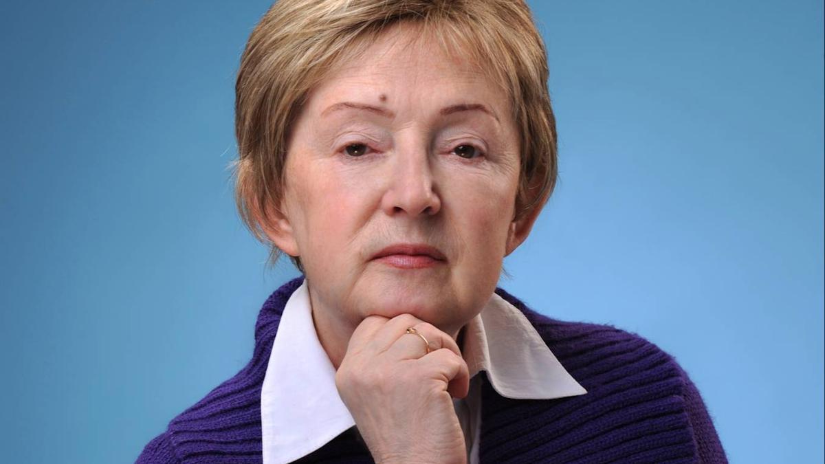 Ушла из жизни Наталья Володина