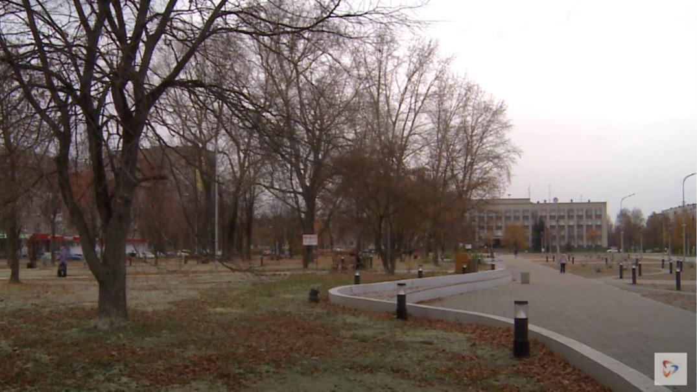 Новая экотерритория с кинетическими фигурами появилась в Череповце