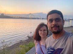 Ирина и Виджит Сингх живут в Череповце почти год.