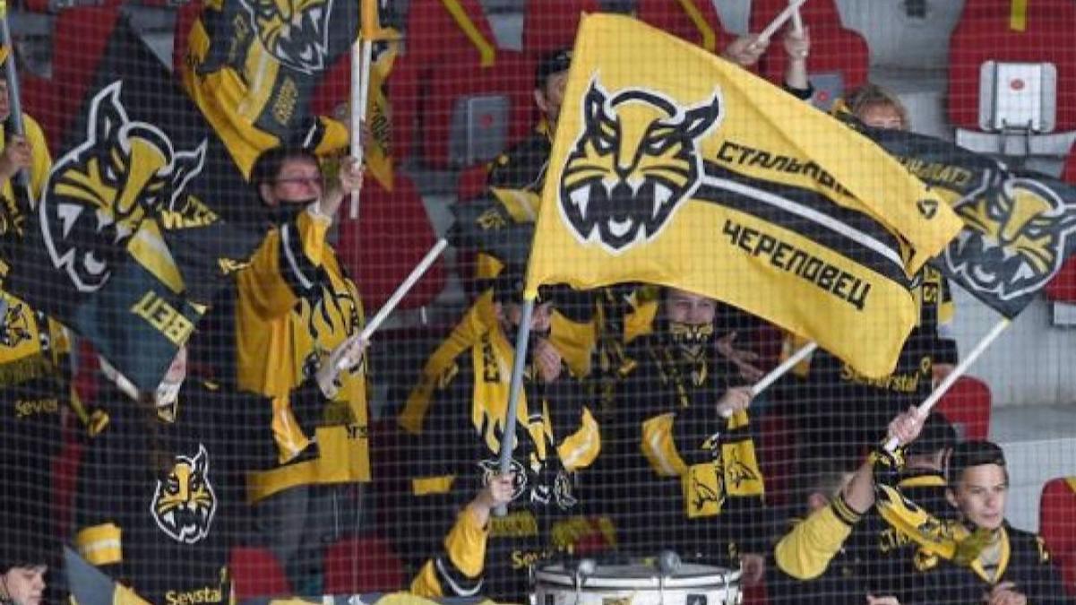 QR-коды для болельщиков хоккея в Череповце введут уже в эти выходные