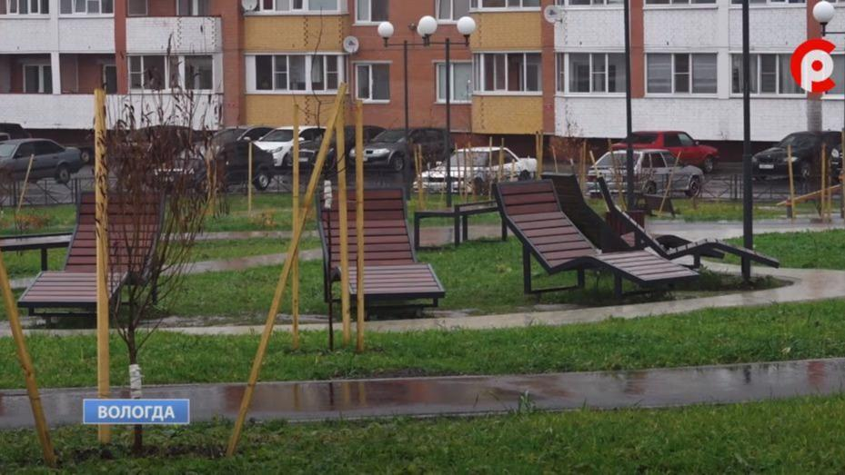 Рождественский парк построили на месте пустыря в Вологде за 47 миллионов рублей