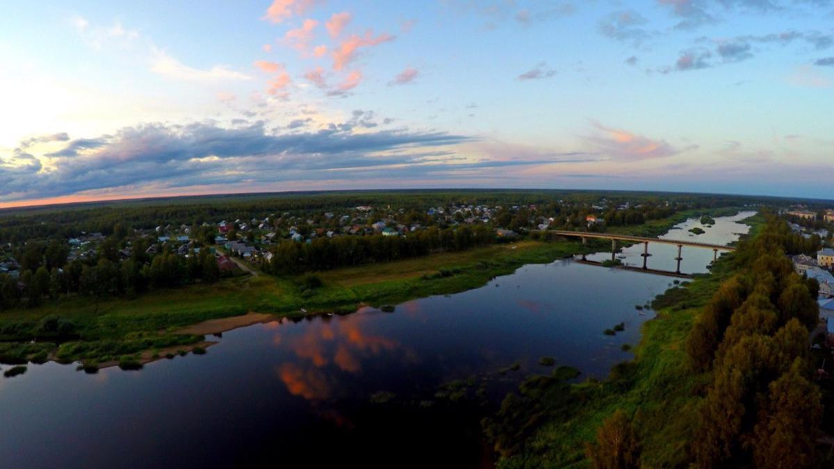 Реализацию водной стратегии обсудили в Вологде
