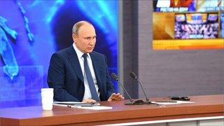Владимир Путин оковиде инетолько