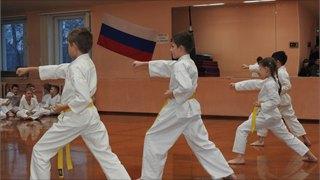Клуб карате «Будо» отметил 15-летие